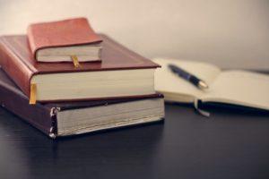 本とメモ帳
