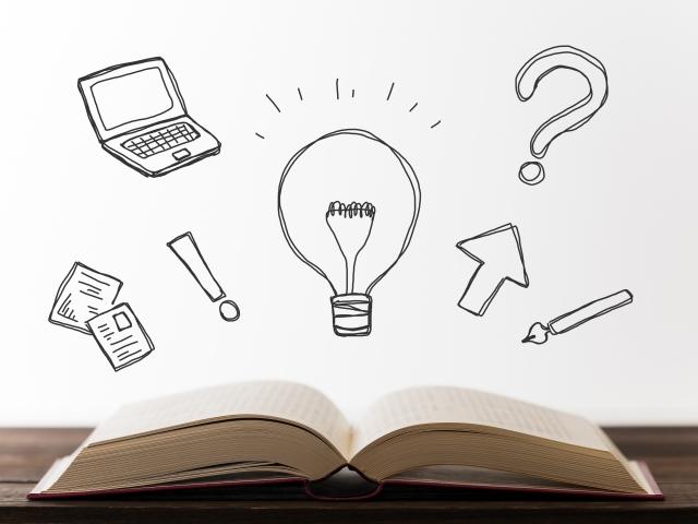 想像」「創造」の違いと使い分けは?意味と例文を調査!