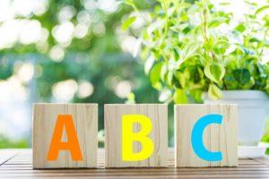 ABCの画像
